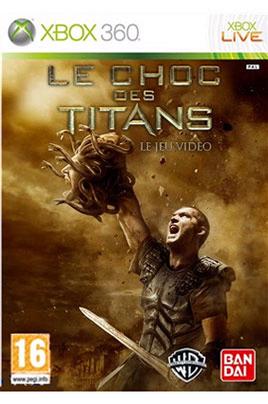 Jeux Xbox 360 Bandai CLASH OF TITANS