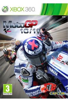 Jeux Xbox 360 MOTO GP 10/11 Capcom