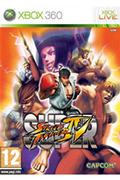 Jeux Xbox 360 Capcom SUPERSTREET FIGH4 XB