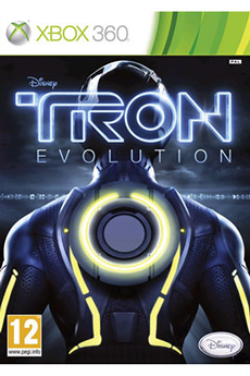 Jeux Xbox 360 TRON EVOLUTION Disney