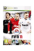 Jeux Xbox 360 Electronic Arts FIFA 11