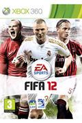 Jeux Xbox 360 Electronic Arts FIFA 12