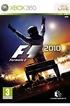 Jeux Xbox 360 F1 2010 Kochmedia