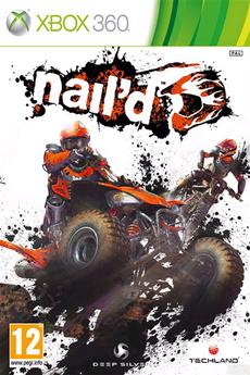 Jeux Xbox 360 NAIL'D X360 Kochmedia