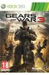 Microsoft GEARS OF WAR 3 photo 1