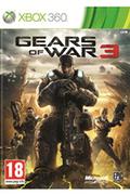 Jeux Xbox 360 Microsoft GEARS OF WAR 3
