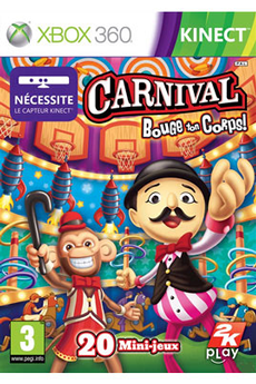 CARNIVAL GAMES KINECT