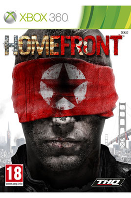 Jeux Xbox 360 Thq HOMEFRONT