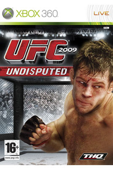 Jeux Xbox 360 Thq UFC UNDISPUTED