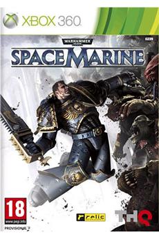 Jeux Xbox 360 WARHAMMER SPACE MARINE Thq