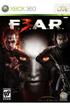 Jeux Xbox 360 FEAR 3 Warner