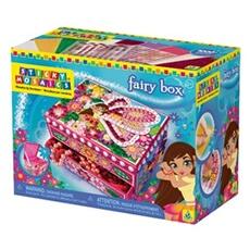 Peinture et dessin ORB FACTORY - ORB70267 - STICKY MOSAÏQUE - FAIRY JEWELRY BOX