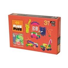 Peinture et dessin A PLUS PLUS PLUS - PP3721 - BOX 3 EN 1 MINI NEON - 480 PIECES