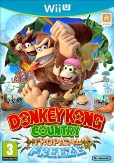 Jeu Nintendo Wii U - Donkey Kong Country : Tropical Freeze