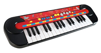 Jeux en famille SIMBA Clavier Electronique Enfant 32 Touches - Simba Toys