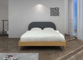tout le choix darty en lit de 2 places. Black Bedroom Furniture Sets. Home Design Ideas