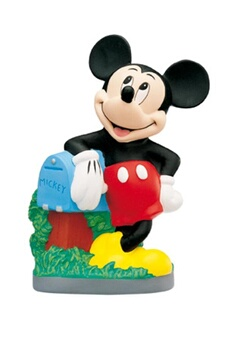 Coffret naissance Bullyland Tirelire Mickey Walt Disney