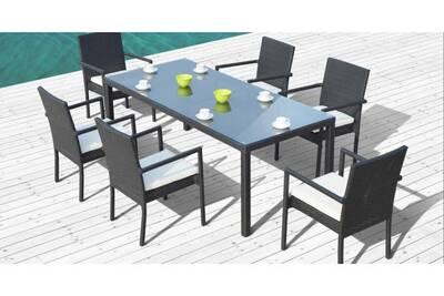 Ensemble Table Et Chaise De Jardin Concept Usine Atlas Ensemble De