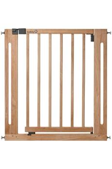 Barrière de sécurité bébé SAFETY 1ST Barrière U-Pressure Easy Close Bois (73 à 83,5 cm)