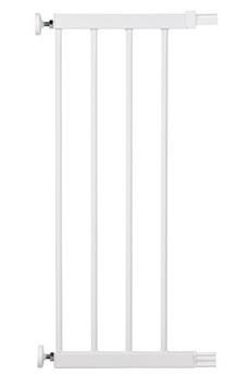Barrière de sécurité bébé SAFETY 1ST Extension pour Barrière U-Pressure Metal blanc 28 cm