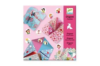 Peinture et dessin Djeco Origami : Cocottes à gages