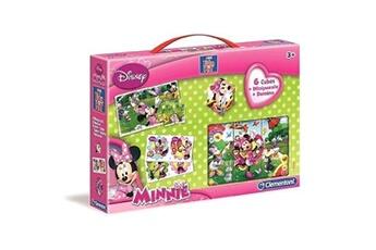 Jouets premier âge CLEMENTONI Mini Edukit Minnie