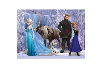 Puzzles RAVENSBURGER Puzzle 100 pièces xxl : la reine des neiges (frozen)