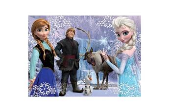 Puzzles Nathan Puzzle 100 pièces : la reine des neiges (frozen)