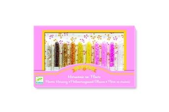 Mode et stylisme Djeco Oh! les perles : Rocailles Harmonie en fleurs