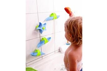 Jouet de bain HABA Toboggan à billes pour baignoire