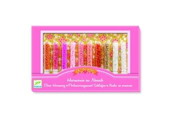 Mode et stylisme Djeco Oh! les perles : Rocailles Harmonie en noeuds