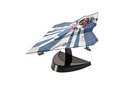 Maquette Maquette Star Wars : Easy Kit : Plo Koon's Jedi Starfighter REVELL