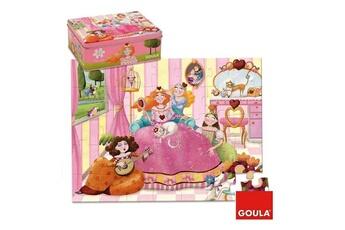 Puzzles Goula Puzzle 35 pièces : Princesse