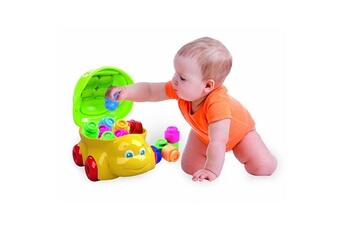 Jouets premier âge CLEMENTONI Cubes souples Baby Clemmy : Tortue 15 pièces