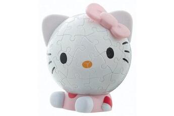 Puzzles RAVENSBURGER Puzzle ball 60 pièces - Hello Kitty : Jolie tête