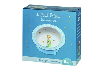 Vaisselle bébé Petit Jour Paris Bol ventouse Le petit prince