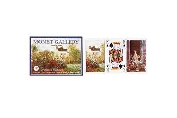Jeux en famille Piatnik Jeu de cartes Patience Monet