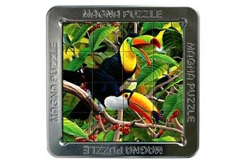 Puzzles Gigamic Puzzle 3D 16 pièces : Magna Puzzle : Toucans