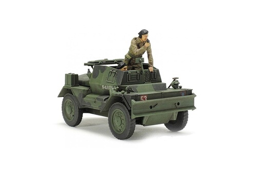 Maquette Maquette char : dingo scout car mk.ii TAMIYA