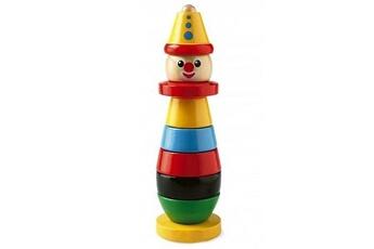 Jouets premier âge Brio Clown à empiler Brio