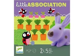 Jeux en famille Djeco Little association