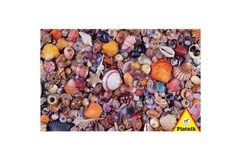 Puzzles Piatnik Puzzle 1000 pièces - pêle-mêle de coquillages