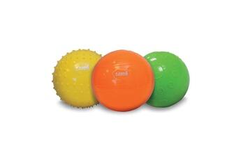 Ce coffret de 3 balles sensorielles aidera votre enfant à développer la dextérité et la coordination