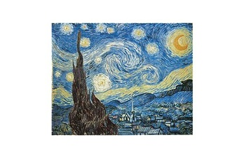 Puzzles Piatnik Puzzle 1000 pièces - van gogh : la nuit étoilée
