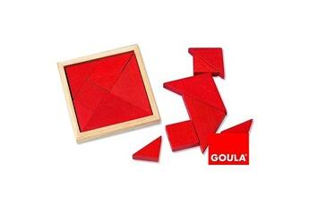 Autres jeux de construction Goula Tangram Casse-tête et figures