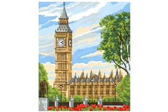 Peinture et dessin OZ INTERNATIONAL Peinture au numéro pour Débutants : Big Ben