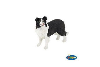 Figurines animaux Papo Figurine chien : border collie