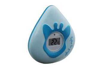Jouet de bain Vulli Thermomètre de bain et d'ambiance électronique sophie la girafe