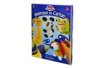 Peinture et dessin SENTOSPHERE Art & créations : animaux en carton