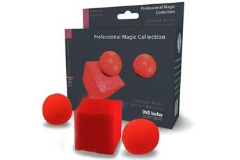 Jeux d'imitation OID MAGIC Magie : Les balles mousse avec DVD
